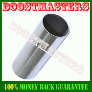 2 1/2 X 7 Stainless Steel Exhaust Downpipe Dump Pipe Straight Piping 2.5 X7