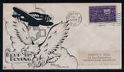 926 Keep And039em Flying Us Patriotic Wwii Cht Hand Drawn By Dorothy Knapp Hv5460