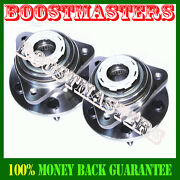 For Ford Mazda Front Wheel Hub Bearing With Auto-locking Hubs 5 Lug 2 Pcs New