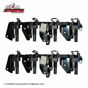 Set Of 8 Ignition Control With Bracket And Harness For Gm 4.8l 5.3l 6.0l 6.2l 7.0l