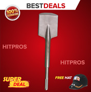 Heavy Duty Sds Max Clay Spade Brand New Used Durable Fast Shipping