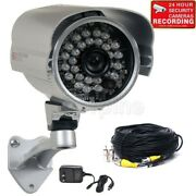 Build-in Sony Effio Ccd 3.6mm Wide Angle Lens 700tvl Ir And Power Video Cable Wwd