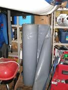 Gray Polyvinyl Inflatable Boat Material