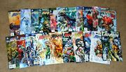 Aquaman 0-20 Trench Complete Set 2011 All 1st Prints Dc The New 52 Vf/nm Movie