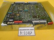 Nikon 4s015-084 Relay Control Board Pcb Card Busmon3 Nsr System Used Working