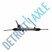 Complete Rack And Pinion Assembly For Pontiac Aztek Montana Chevy Venture Buick
