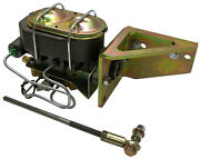 1947-55 Chevy Truck And Gmc Truck Manual Master Cylinder Kit, Disc/ Disc Brakes