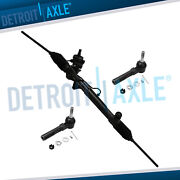 Power Steering Rack And Pinion Outer Tie Rod For Buick Terraza Chevy Uplander