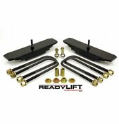 Readylift 2.0 Inch Leaf Leveling Kit 1999-2004 For Ford Super Duty 4wd