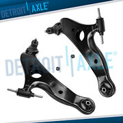 Pair 2 Front Lower Control Arm Assembly For 2004 2005 2006-2010 Toyota Sienna