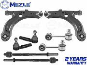 For Golf Mk4 1.9 Gt Tdi Front Wishbone Arms Links Inner Outer Rack Tie Rod Ends