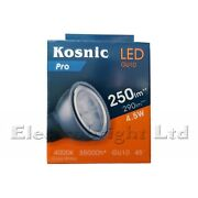 Kosnic Gu10 Led Bulbs. A Rated.3.5w4w4.5w5w6w Watt-warmday Or Cool White