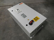 Used Abb Ach550-bc-023a-4+b055+f267 Enclosed Variable Frequency Drive 15 Hp