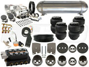 Complete Air Ride Suspension Kit - 1963-1965 Buick Riviera Level 3 - 3/8