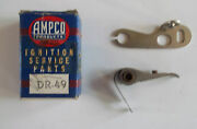 1947 Chevrolet Ampco Ignition Service Parts Point Set Dr-49 Obsolete Rare Usa