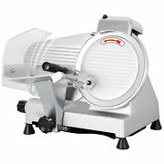 Premium 10 Blade Commercial Deli Meat Cheese Food Electric Slicer Chef's Choice