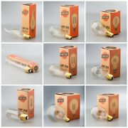 Vintage Light Bulbs - Dowsing And Reynolds - Dimmable Edison Decorative Filament