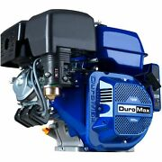 Duromax Xp16hpe 420cc 1 Recoil/electric Start Horizontal Gas Powered Engine