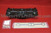 Mercruiser New Oem Exhaust Manifold And Gasket 865735a02 Dry Joint 305/350/5.7/6.2