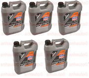 25-liters Liqui Moly Top Tec 4200 Synthetic Long Life Motor Oil Made In Germany