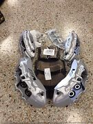 New Gm Oem Cts-v 6 Piston Silver Brembo Calipers Front And Rear W/ Pads G8 Zl1