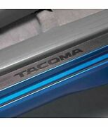 Toyota Tacoma Double Cab Door Sill Protectors Genuine Factory Oem 2005-2020
