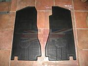 New Set Of Amco Style Rubber Floor Mats Mgb Mgc 1968-1980 Free U.s. Shipping