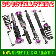 01-05 Bmw E46 330i/330ci Coilover Suspension Kit Non Adj. Dampening Green