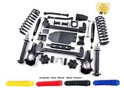 Zone 6-1/2 Suspension Lift Kit 4x4 M/usa For 2007-2014 Chevrolet Avalanche 1500