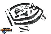 Zone F44n 6 Suspension Lift Kit For 1999 Ford F250 F350 4x4 Top Rated M/usa