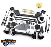 Zone Offroad C3n-1 6 Suspension Lift Kit For 99-06 Chevy Silverado 1500 4wd Gas
