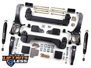 Zone Offroad T1n T5n Full 5 Suspension Lift Kit M/usa For 2007-18 Toyota Tundra