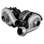 Rudyand039s 59mm 72mm Turbos With Billet Wheels For 2008-2010 Ford 6.4l Powerstroke