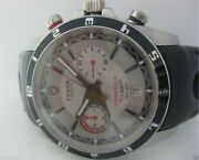 Brand New Tudor Fly-back 20550n Sapphire Crystal 42mm Chronograph W/box And Papers