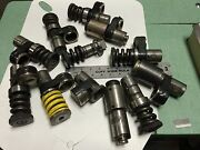 Used Lot 12 Wilson Tool/mate Turret Punch Drop-in Punch Guides 0.170x0.750 By