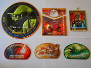 2013 Boy Scout Jamboree Marin Council Star Wars Patches