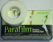Parafilm Nursery Grafting Tape Size 1 Wide X 1080 Long Select Quantity