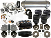 Complete Air Ride Suspension Kit 1964 - 1972 Chevelle Level 3 - 3/8 - Bcfab
