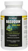 Dasuquin W/msm Chewable Tablets For Small To Medium Dogs 150 Tablets