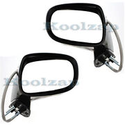 Fits 06-10 Is250 And Is350 Mirror Power Heated W/puddle Lamp W/o Memory Pair Set