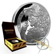 Get Your 1 Oz Silver Proof Hercules Now Only 1000 Minted