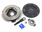 Sachs Clutch Pressure Plate Kit Vw Type 1 2 And 3 Late 200mm