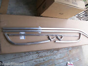 1983 El Camino 7 Pc Bed Rail Trim Molding Oem Used Dings Wear Chevy Bent Tail