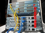 Cisco Ccnp Home Lab Kit 300-101 Route 300-115 Switch 300-135 Tshoot Exact