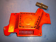 Used Husqvarna Recoil Starter Assy Fits 51 55 Chainsaws Used Free Shipping 1