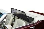 Wind Deflector For Mustang Convertibles From 1964 To 1968 - More Fun And Less Wind