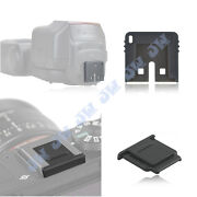 Sony Multi Interface Camera Hot Shoe Cover And Mi Flash Microphone Foot Protector