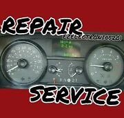Instrument Cluster Repair Service For Lincoln Town Car 1993 To 2004