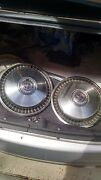 Antique Ford Motor Company Wheel Covers