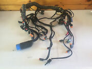 2003 Evinrude Ficht 200 Hp V6 Outboard Engine Wire Harness Freshwater Mn